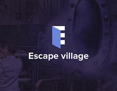 Escape village quest complex