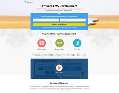 Landing Page Designs - Showcase 1