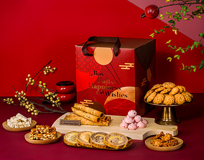 HY CHINESE NEW YEAR|Packaging, Visual, Photography