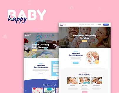 Happy Baby | Nanny & Babysitting Services