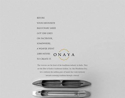 Onaya - Handloom Day