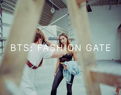 BTS: FASHION GATE