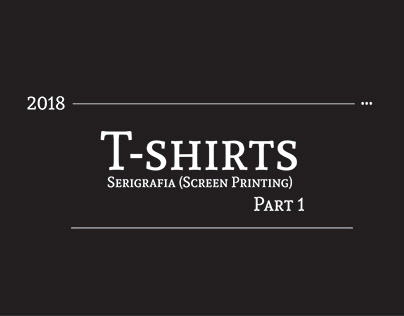 T-shirts - 2018- Now