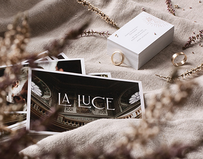 LaLuce – Wedding Photography – Branding