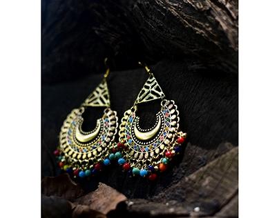 Jewellery & Purse Shoot