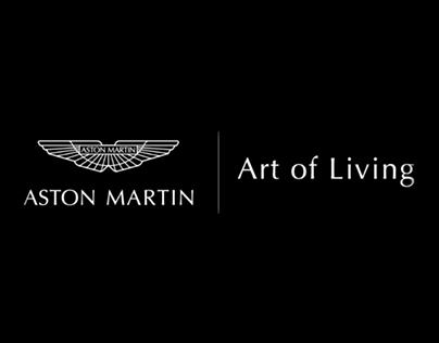 Aston Martin | Art of Living
