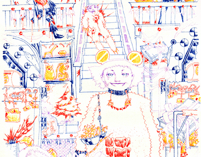 Animan Holiday; Goldilocks Complex