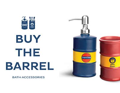 Buy the Barrel : Bath Accessories
