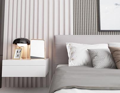 bedroom desing (render)