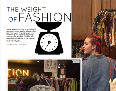 The weight of fashion | Feature article