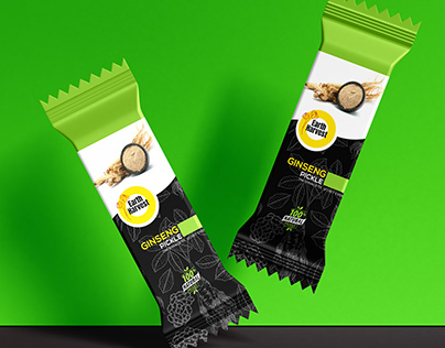 Pickle Packing Design | Organic Royal Design