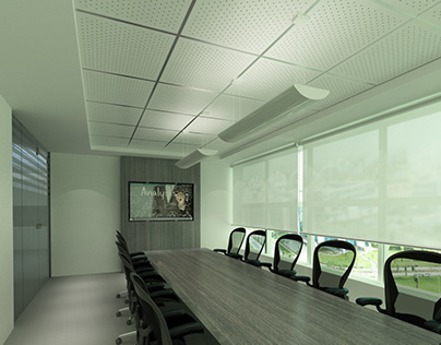 Meeting room - smart village