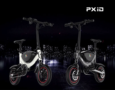 electric bike design