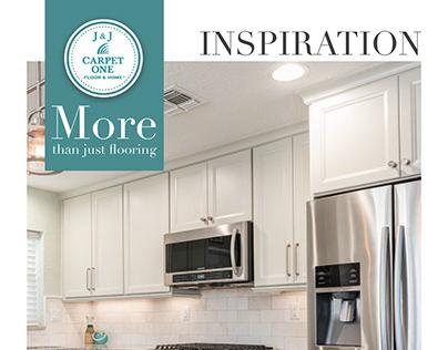 J&J Carpet One Floor & Home Brochure