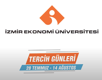 Izmir Ekonomi Universitesi Projects Photos Videos Logos Illustrations And Branding On Behance
