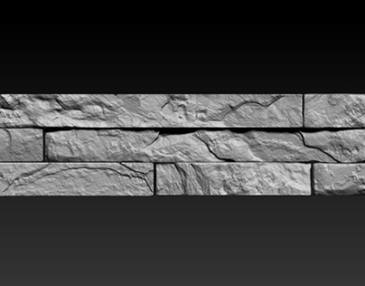 Slate Stone Model