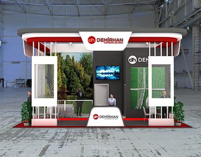 Exhibition Stand // Demirhan