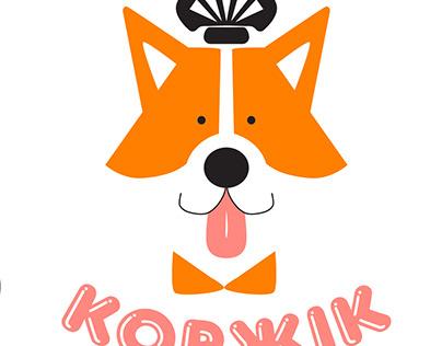 Logo for a bakery