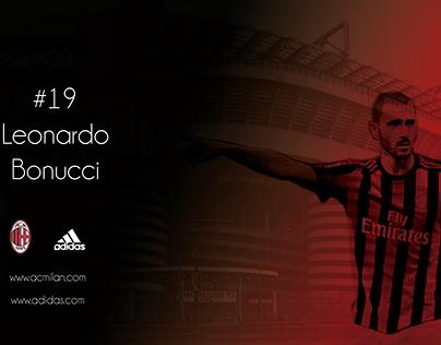 Leonardo Bonucci - Milan 2017