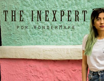 The Inexpert - Branding