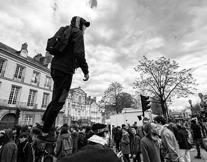 Against labour law • Nantes #02
