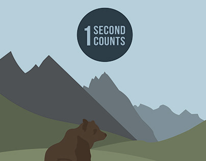 Instructional Manual: One Second Counts