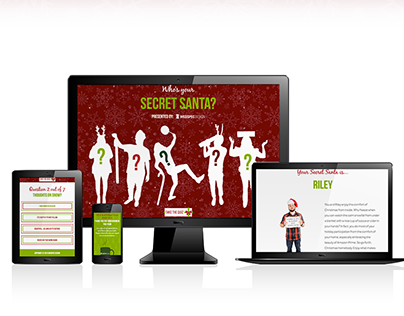 Webspec Design's Holiday 2015 Campaign