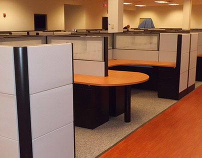 Interior Design View Project Logistics Company