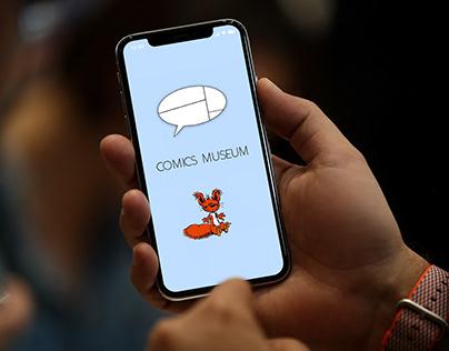 Comics Museum (App - AR)