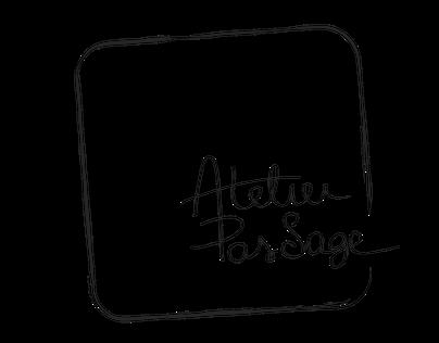 Logotype - Atelier Pas Sage