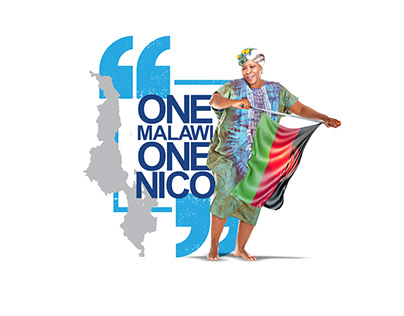NICO Independence Day Campaign ONE MALAWI. ONE NICO.