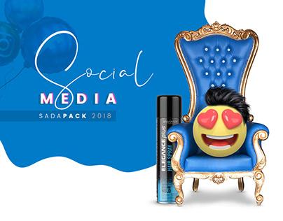 Social Media ♢ 2018 cosmetics