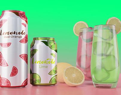 Lemonade Branding