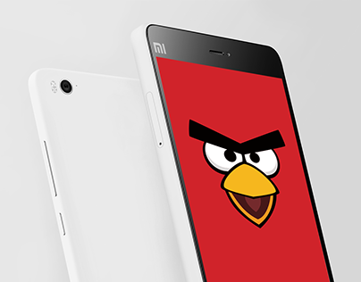 Angry Birds Official Custom Themes for MIUI 7