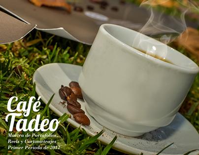 IDENTIDAD Café Tadeo