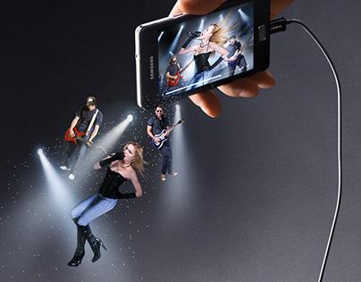 Samsung Monitor MHL