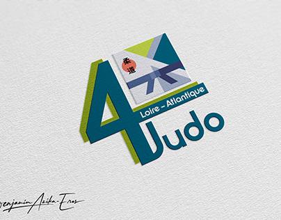 Logo Comité 44 Judo
