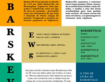 Tipografia e cores