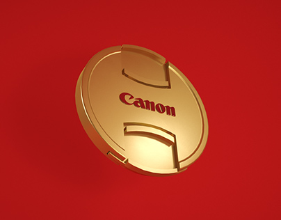 3D city of 120 million Canon lenses