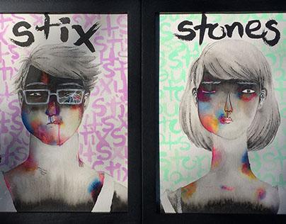 Stickboy: Stix n' Stones