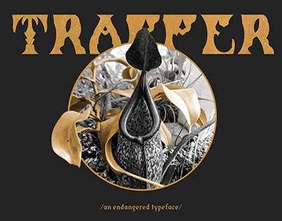 Trapper Typeface