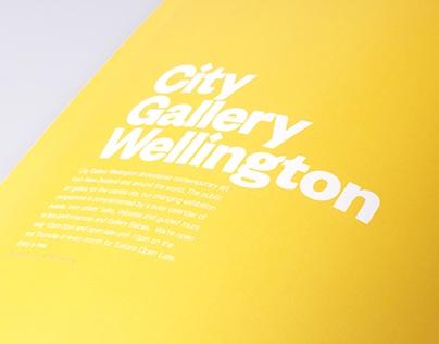 City Gallery Wellington AGR