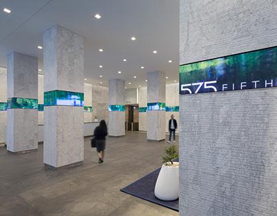 575 Fifth Avenue Lobby