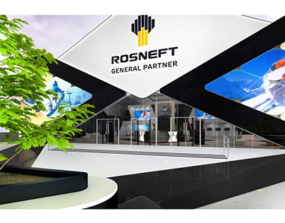 Rosneft (Olimpic Games Sochi2014)