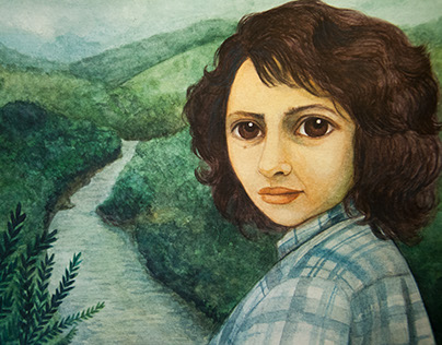 "Berta Cáceres ""Mujeres 3"""