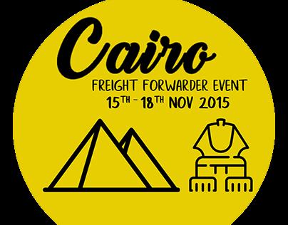 LOGO EVENT MFN FAMILY 2015 - CAIRO ( EGYPT ) FREIGHT