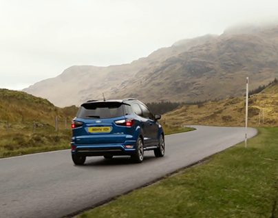 Ford EcoSport: Our Next Step in Small SUVs