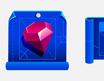 Mobile Game UI Icons