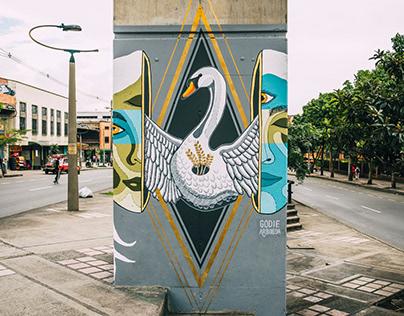 Pictopia 2017 Mural
