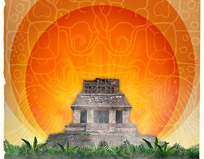 Templo del Sol / Palenque